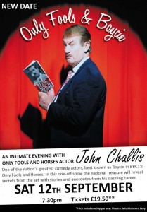 Only Fools and Boycie - RESCHEDULED