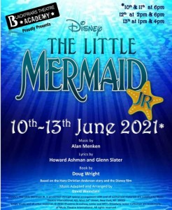 The Little Mermaid JR - 2021