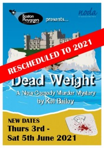 Dead Weight - NEW 2021 DATES