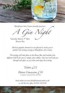 A Gin Night