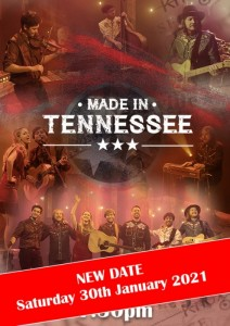Made in Tennessee - RESCHEDULED