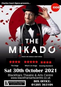 The Mikado - 2021