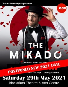 The Mikado - 2021