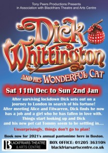 Dick Whittington and his Wonderful Cat 2021