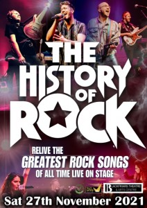 The History of Rock - 2021