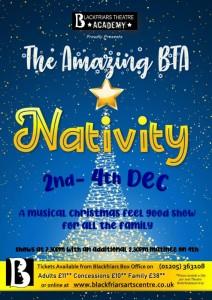 The Amazing BTA Nativity